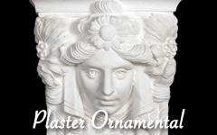 Plaster Ornamental Accents